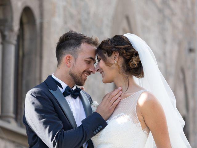 Il matrimonio di Daniele e Alessandra a Viterbo, Viterbo 46