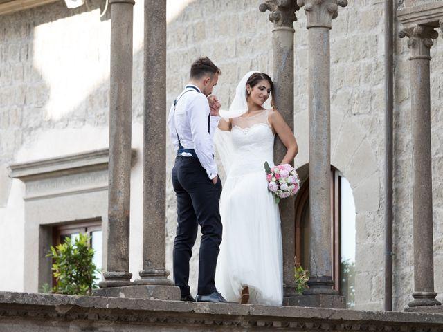 Il matrimonio di Daniele e Alessandra a Viterbo, Viterbo 47