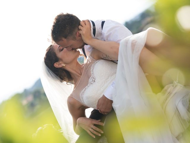 Il matrimonio di Daniele e Alessandra a Viterbo, Viterbo 50