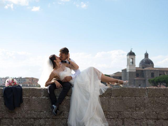 Il matrimonio di Daniele e Alessandra a Viterbo, Viterbo 51