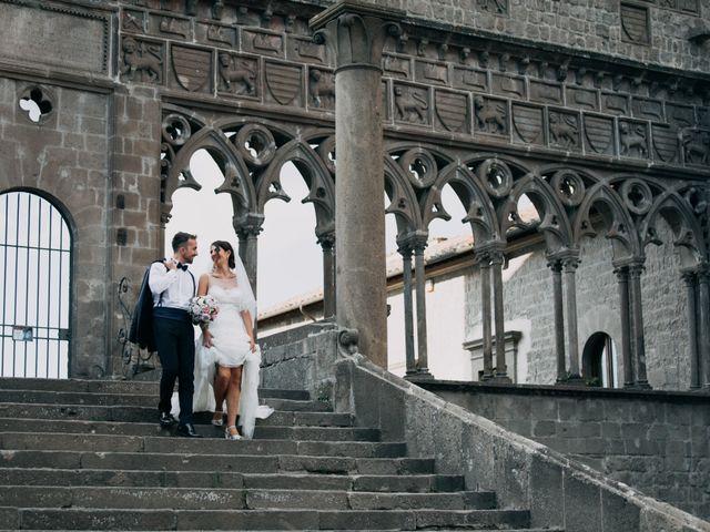 Il matrimonio di Daniele e Alessandra a Viterbo, Viterbo 52