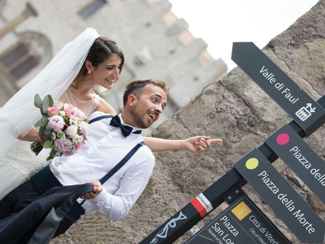 Il matrimonio di Daniele e Alessandra a Viterbo, Viterbo 53