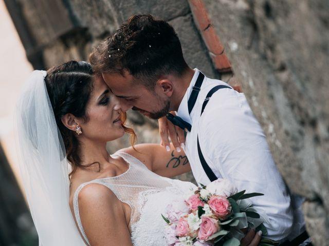 Il matrimonio di Daniele e Alessandra a Viterbo, Viterbo 54