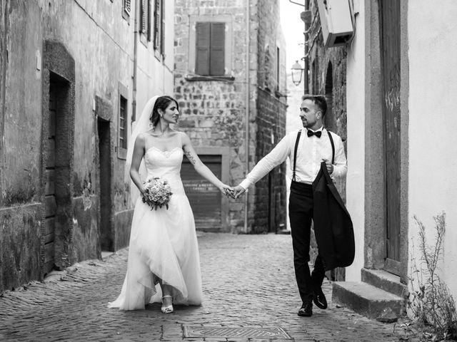 Il matrimonio di Daniele e Alessandra a Viterbo, Viterbo 55
