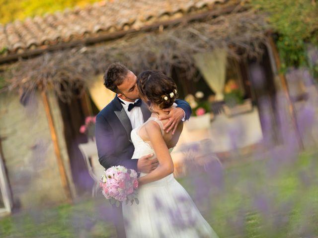 Il matrimonio di Daniele e Alessandra a Viterbo, Viterbo 56