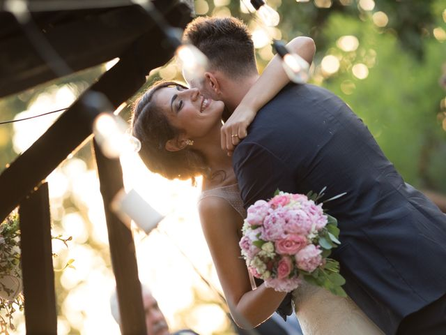 Il matrimonio di Daniele e Alessandra a Viterbo, Viterbo 58