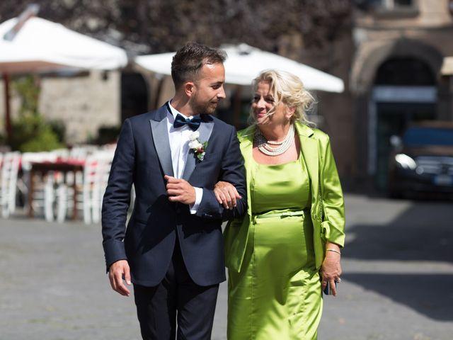 Il matrimonio di Daniele e Alessandra a Viterbo, Viterbo 72