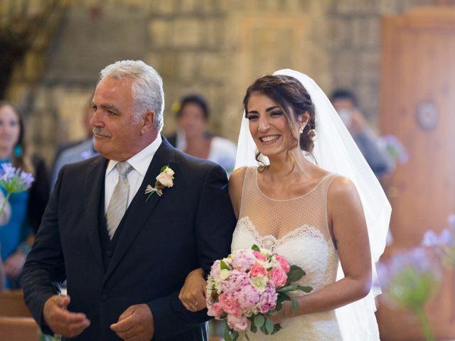 Il matrimonio di Daniele e Alessandra a Viterbo, Viterbo 77