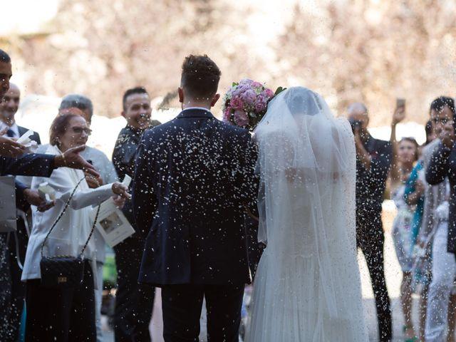 Il matrimonio di Daniele e Alessandra a Viterbo, Viterbo 84