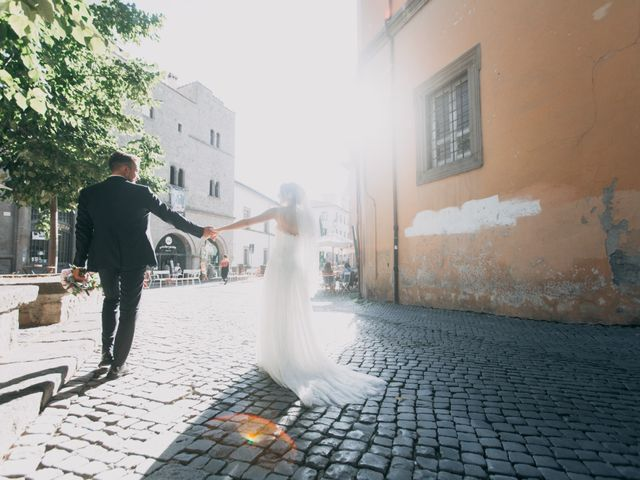 Il matrimonio di Daniele e Alessandra a Viterbo, Viterbo 86