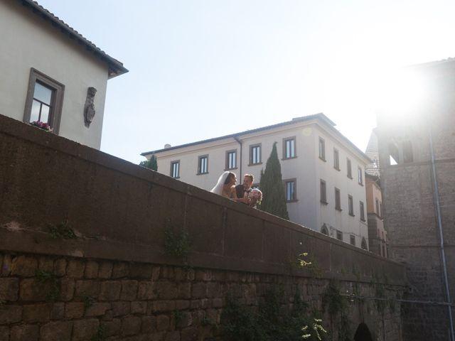 Il matrimonio di Daniele e Alessandra a Viterbo, Viterbo 87