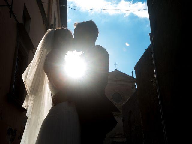 Il matrimonio di Daniele e Alessandra a Viterbo, Viterbo 90