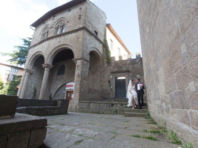 Il matrimonio di Daniele e Alessandra a Viterbo, Viterbo 91