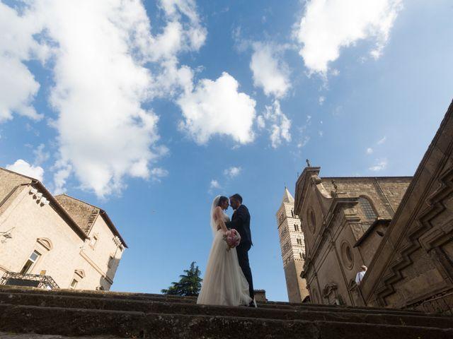 Il matrimonio di Daniele e Alessandra a Viterbo, Viterbo 93
