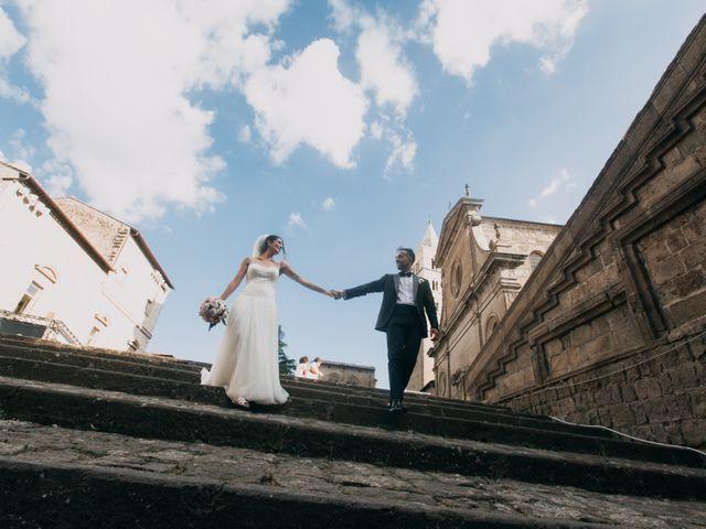 Il matrimonio di Daniele e Alessandra a Viterbo, Viterbo 94