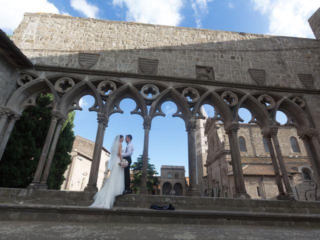 Il matrimonio di Daniele e Alessandra a Viterbo, Viterbo 95
