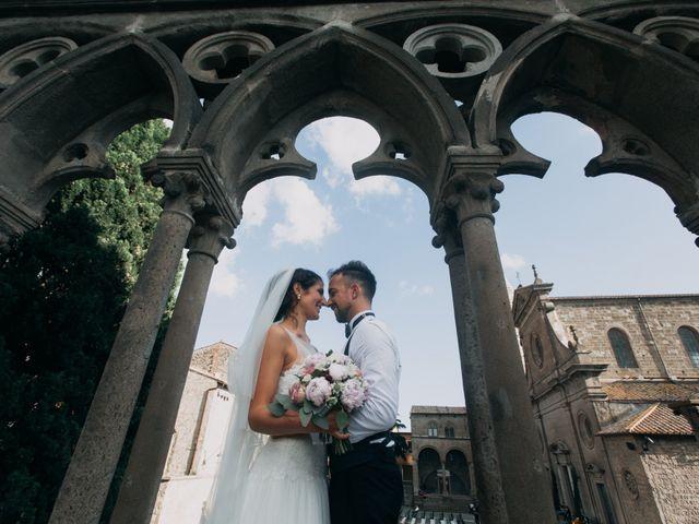 Il matrimonio di Daniele e Alessandra a Viterbo, Viterbo 96