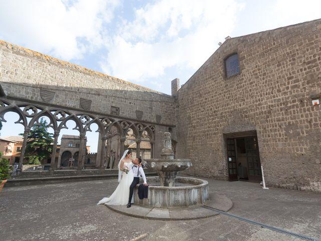 Il matrimonio di Daniele e Alessandra a Viterbo, Viterbo 98