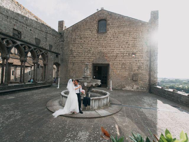 Il matrimonio di Daniele e Alessandra a Viterbo, Viterbo 99