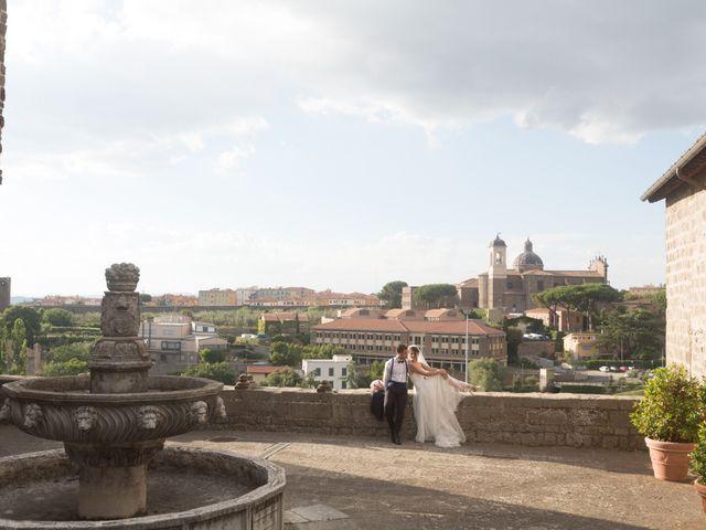 Il matrimonio di Daniele e Alessandra a Viterbo, Viterbo 100