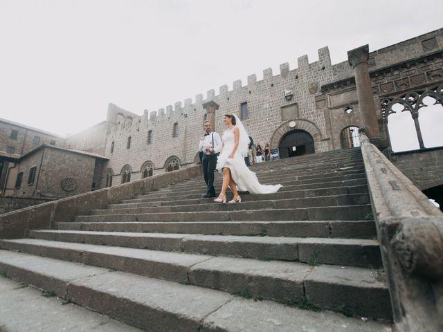 Il matrimonio di Daniele e Alessandra a Viterbo, Viterbo 101