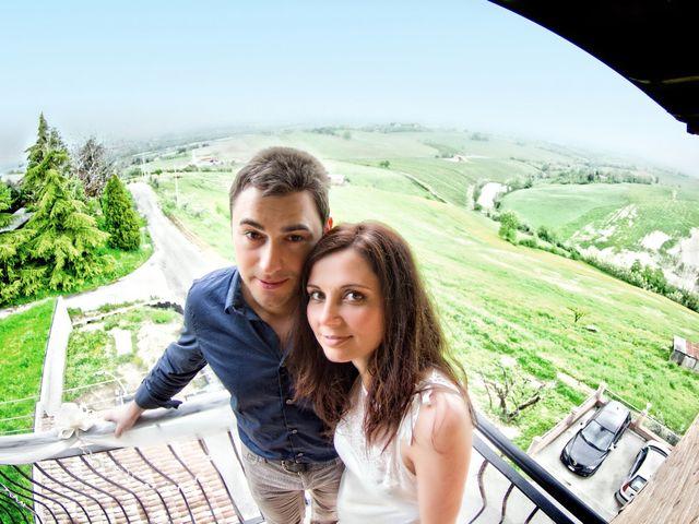 Il matrimonio di Alvise e Elisa a Savignano sul Panaro, Modena 2
