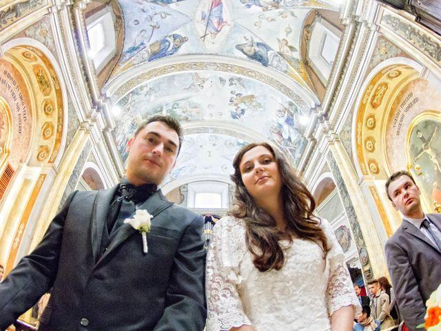 Il matrimonio di Alvise e Elisa a Savignano sul Panaro, Modena 7