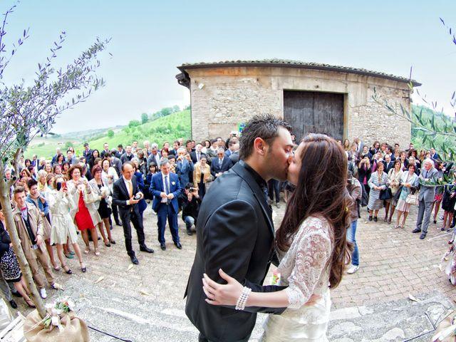 Il matrimonio di Alvise e Elisa a Savignano sul Panaro, Modena 8