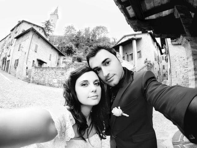 Il matrimonio di Alvise e Elisa a Savignano sul Panaro, Modena 9
