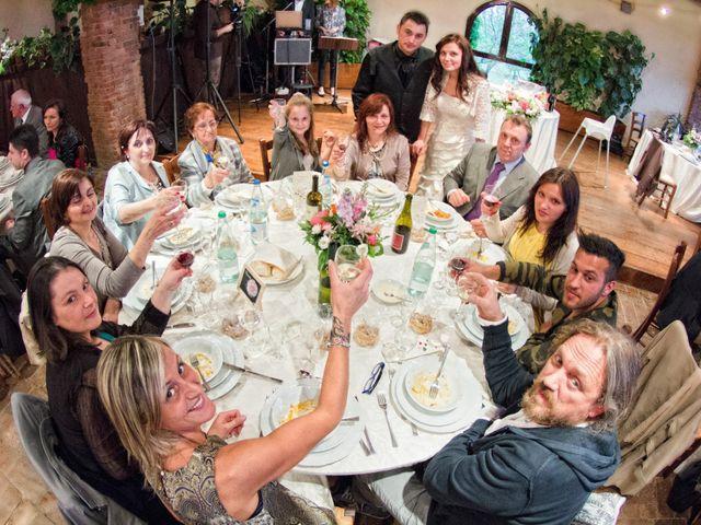 Il matrimonio di Alvise e Elisa a Savignano sul Panaro, Modena 10