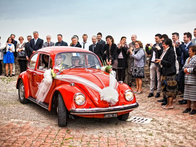 Il matrimonio di Alvise e Elisa a Savignano sul Panaro, Modena 23