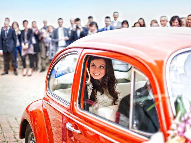 Il matrimonio di Alvise e Elisa a Savignano sul Panaro, Modena 1