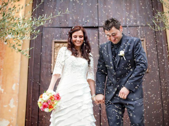 Il matrimonio di Alvise e Elisa a Savignano sul Panaro, Modena 26