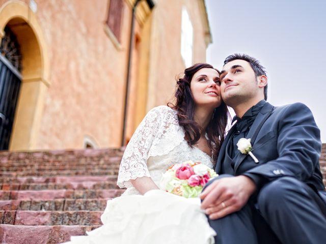 Il matrimonio di Alvise e Elisa a Savignano sul Panaro, Modena 29