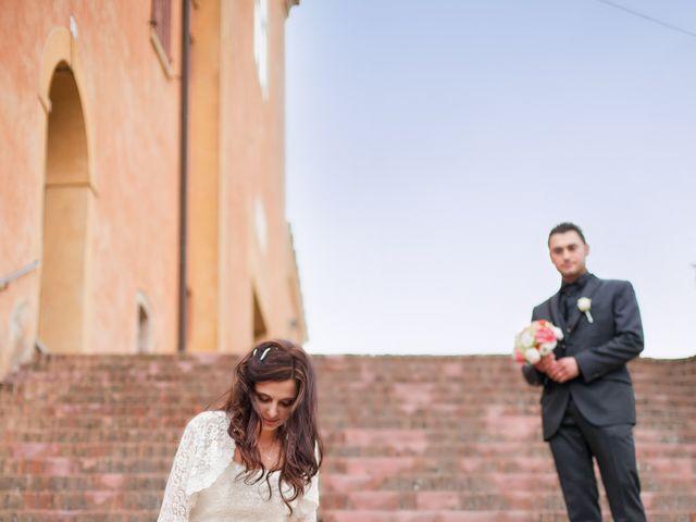Il matrimonio di Alvise e Elisa a Savignano sul Panaro, Modena 30