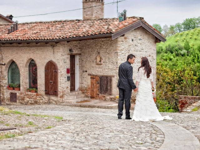 Il matrimonio di Alvise e Elisa a Savignano sul Panaro, Modena 31