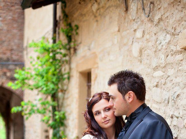 Il matrimonio di Alvise e Elisa a Savignano sul Panaro, Modena 32