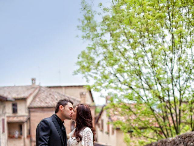Il matrimonio di Alvise e Elisa a Savignano sul Panaro, Modena 36