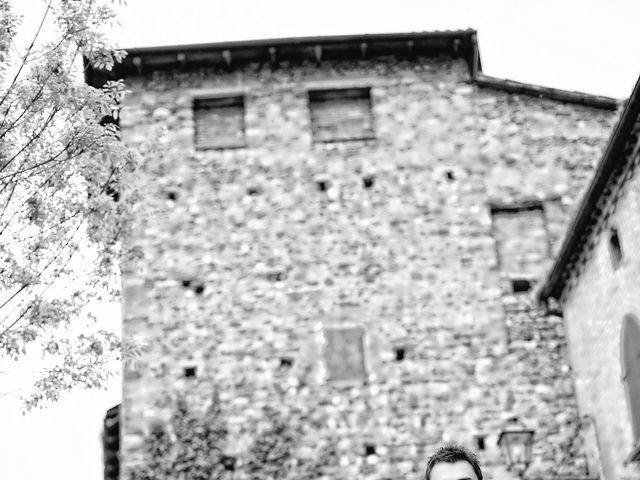 Il matrimonio di Alvise e Elisa a Savignano sul Panaro, Modena 37