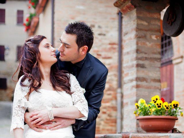 Il matrimonio di Alvise e Elisa a Savignano sul Panaro, Modena 39