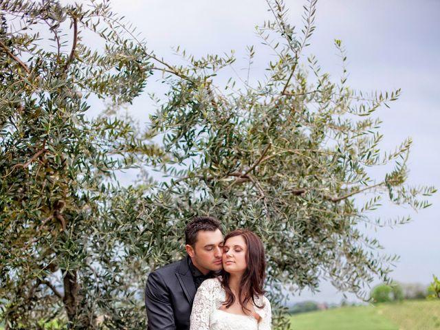 Il matrimonio di Alvise e Elisa a Savignano sul Panaro, Modena 42