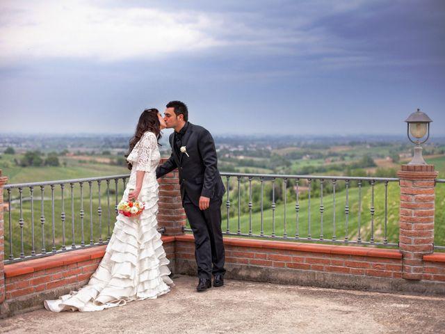 Il matrimonio di Alvise e Elisa a Savignano sul Panaro, Modena 43