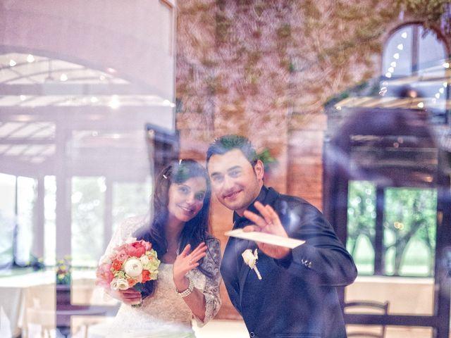 Il matrimonio di Alvise e Elisa a Savignano sul Panaro, Modena 45