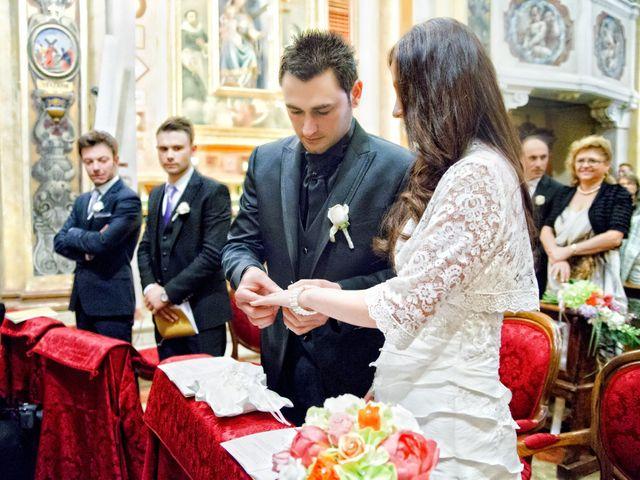 Il matrimonio di Alvise e Elisa a Savignano sul Panaro, Modena 69
