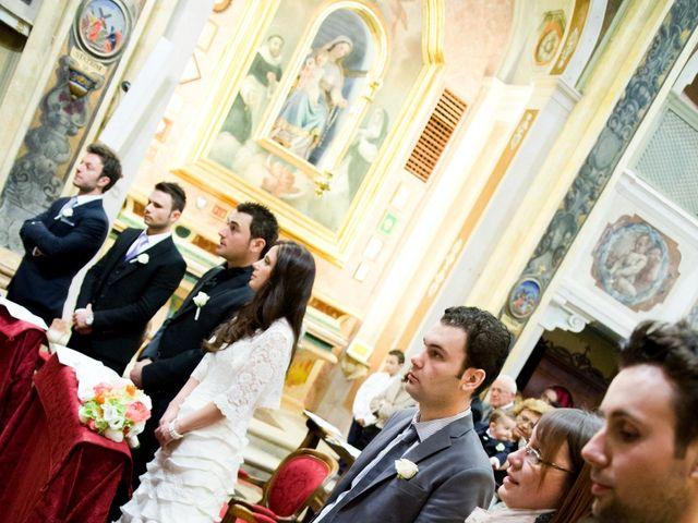 Il matrimonio di Alvise e Elisa a Savignano sul Panaro, Modena 72