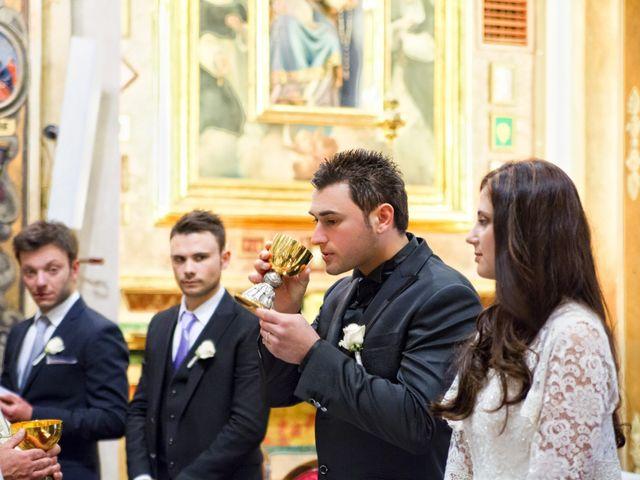 Il matrimonio di Alvise e Elisa a Savignano sul Panaro, Modena 73