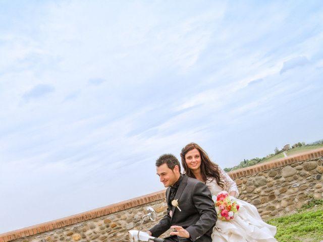 Il matrimonio di Alvise e Elisa a Savignano sul Panaro, Modena 77
