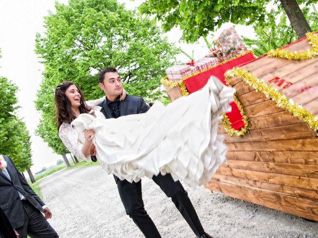 Il matrimonio di Alvise e Elisa a Savignano sul Panaro, Modena 80