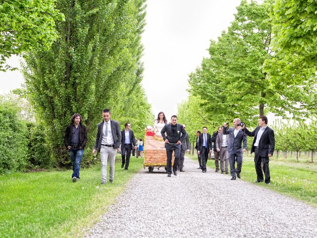 Il matrimonio di Alvise e Elisa a Savignano sul Panaro, Modena 81