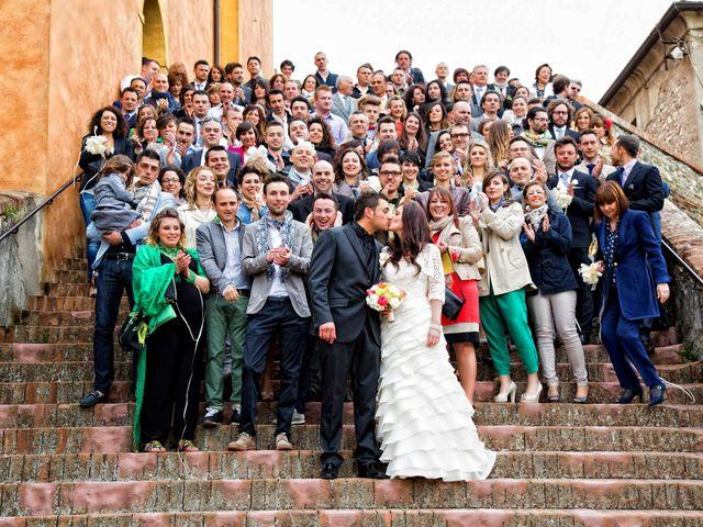 Il matrimonio di Alvise e Elisa a Savignano sul Panaro, Modena 102